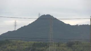 稲刈り風景(2)ハザかけ(犬山市羽黒)