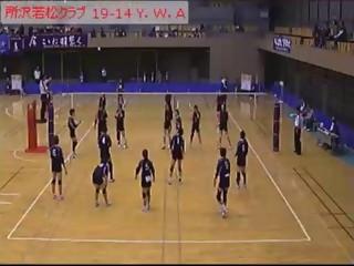 所沢若松クラブ Y.W.A