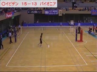 パイオニア vs イビデン その2(所沢市長杯)