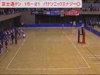 決勝 富士通テン vs パナソニックエナジー(所沢市長杯)