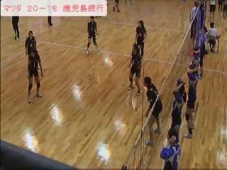 マツダ 対 鹿児島銀行 櫻田記念