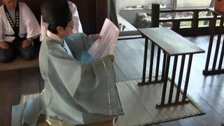 五郎丸神明社秋の大祭