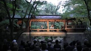 お月見コンサート(4)「壇ノ浦」