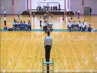 準々決勝 パナソニックエナジー対鹿児島銀行