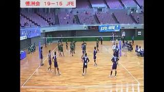 準々決勝 中部徳洲会病院対JFE西日本