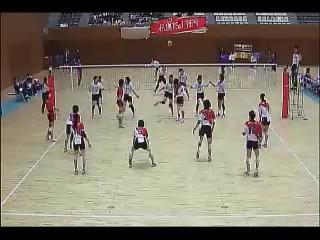 富士通テン対東京女子体育大学