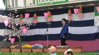 羽黒の桜まつり2・主催者開会あいさつ