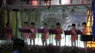 羽黒の夏祭り9・オカリナ演奏・オカリナクラブゆう