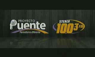 PROYECTO PUENTER STEREO 100.3 LUNES 29 DE JUNIO, 2015 PARTE 1