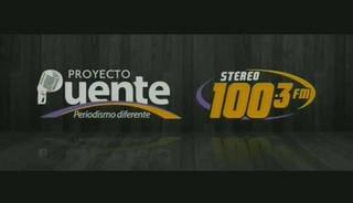 PROYECTO PUENTE STEREO 100.3 JUEVES 23 DE JULIO, 2015 parte 1